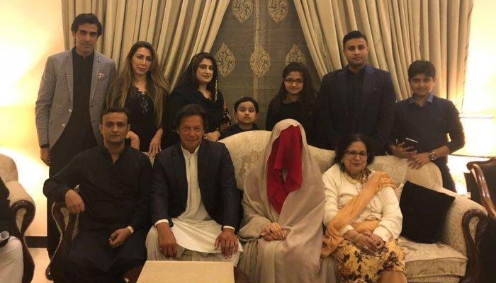 Imran khan 3rd marriage with Bushra