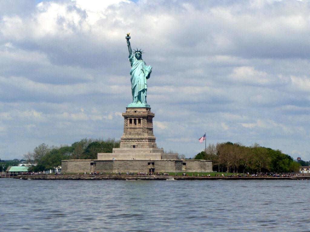 statue of liberty new york city america