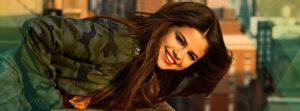 Selena Gomez amercian singer