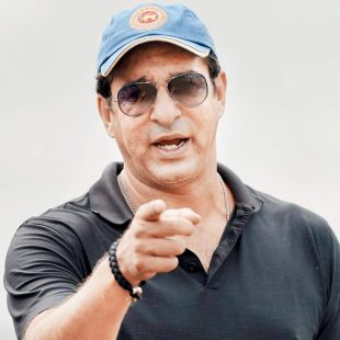 Wasim Akram Pakistani cricketer