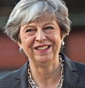 Theresa May Biography